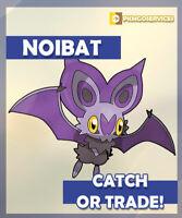 Pokemon GO NOIBAT!