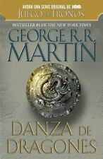 Danza de dragones (Spanish Edition)-ExLibrary