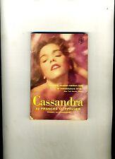 PULP SEX- CASSANDRA-CLIPPINGER-1ST THUS 1959. RARE SORDID LOVE TALE , VIN PB VG