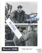 James Best The Twilight Zone Autographed Signed 8x10 Photo #1 COA DECEASED