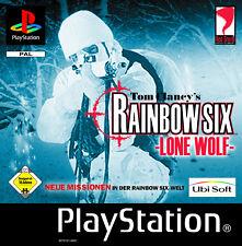 Rainbow Six: Lone Wolf (PS 1 e 2 giocabili)