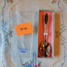 Collector Spoon Jesus Loves Me - Gift for Baby Sp-39