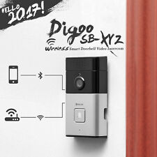 Digoo Smart Camera WiFi Video Doorbell HD Bluetooth Wireless Home Door New Ver