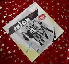 RELAX - Weil i di mog * KULT 1982 * TOP SINGLE (M-:)) im SUPER COVER