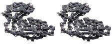 (2) Dewalt Chain Saw Genuine OEM Cutting Chain #90618541
