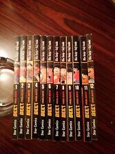 manga BEET VANDEL BUSTER completa - 12 volumi