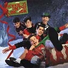 New Kids on the Block Merry, merry Christmas (1989) [CD]