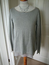 FRANCOMINA LAYERED TOP - SIZE L (ABOUT 12)