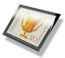 Lindner HA1030 hawid® Klemmtaschen Streifen-schwarz 210 x 30 mm