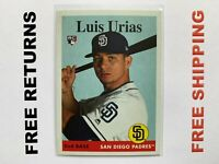 2019 Topps Archives RC Card #56 Luis Urias San Diego Padres MLB