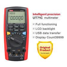 UT-71C Intelligent Digital  high-precision counts Auto Range Multimeter
