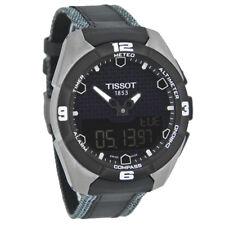 Tissot T-Touch Expert Mens Titanium Swiss Solar Quartz Watch T091.420.46.051.01