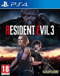 RESIDENT EVIL 3 PS4 UK2