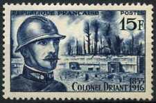 France 1956 SG#1277 Colonel Driant MNH #E5876