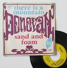 """Vinyle 45T Donovan  """"There is a mountain"""""""