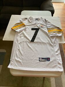 NEW / NO TAG - Men's #7 Ben Roethlisberger Pittsburgh Steelers Authentic Jersey