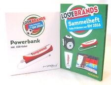 Lovebrands Powerbank 3.350 mAh Fanpower EM 2016