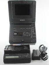 Sony GV-A500E VCR - Hi8 Video Walkman - PAL - Grade A - Video Transfer