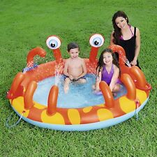 Play Center Piscina Juego Hinchable Con Salpicaduras de Agua bestway