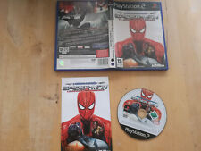 SPIDER MAN LE REGNE DES OMBRES  - SONY - PS2 - PLAYSTATION 2
