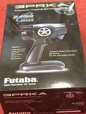 Futaba T 3 PRKA 3 canali 2.4Ghz TX FHSS & R203GF Set Combo RX.