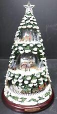 Thomas Kinkade Home For The Holidays City Tree 15 01086 01 New