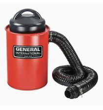General International 15 Hp 13 Gal Portable Dust Collector With 5 Micron Bag