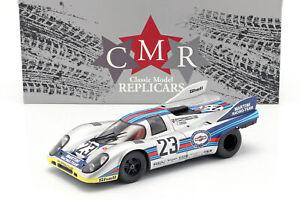 Porsche 917K #23 1000km Spa 1971 Marko, van Lennep 1:18 CMR