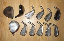 Lot of Taylor Made IRONS 320 Callaway Golf Driver Burner Super Steel SA5000