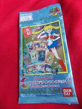 REPRINT Sailor Moon TRADING CARDS Carddass Revival Collection2 / 4 cards pack