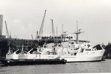rp3212 - Royal Navy Survey Ships - HMS Bulldog & HMS Beagle - photograph