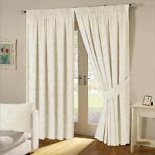Rideaux et cantonnières polyester pour la chambre sans offre groupée personnalisée