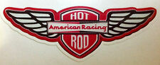 RAT ROD HOT ROD CHOPPER  BOBBER    DECAL STICKER  AMERICAN RACING WINGS