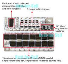 5S 60A 15V 16V LiFe PCM LiFePO4 Battery LFP BMS Protection PCB Board w/ Balance