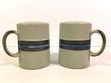 Vintage Otagiri Original Japan Horizon Pattern Salt & Pepper Shakers