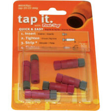 Posi Lock - Posi Tap. - wire connectors Red - 6 pack.  GENUINE PART IN PACKING