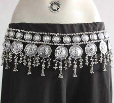 Belly Dancing BELT Tribal Fusion ATS Dancer Skirt Vintage Style Dance Acessories