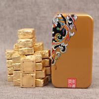 Eg _250g Pu-Erh Puer Ripe Gekocht Ziegel Tee Chinesisch Yunnan Gesundheit Mini