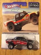 Hot wheels OffRoad Racing 2012 Sandblaster