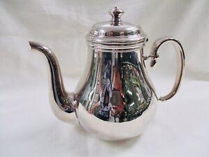 Christofle Albi Pattern Silver Teapot- Excellent Condition- No Reserve