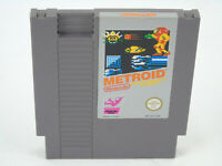 Metroid NES Nintendo Cartridge Only PAL NES-MT-FRA