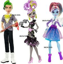 Welcome to Monster High Deuce Gorgon Moanica D'Kay Abbey Bominable 3 Party Dolls