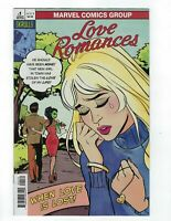 LOVE ROMANCES #1 MARVEL COMICS 2019  VARIANT ANNIE SKRULLS COVER B