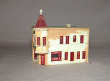 """CON-COR N SCALE """"TWO BROTHERS' RESTAURANT"""" PLASTIC MODEL - Built Up"""