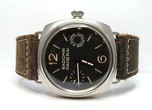 Panerai Radiomir 8 Day - 45mm - 2019 - PAM00992 - Extra Strap - Box and Papers