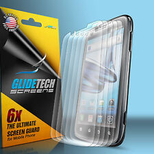 6x Clear Front LCD Screen Protector Cover Film for Motorola Atrix 2 II MB865