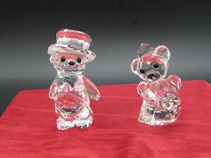 SWAROVSKI KRIS BEARS - YOU AND I No 842936 A9400 NR 000 063