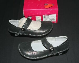 Alegria PALOMA MOON SHADOW Clog/ Shoes Leather WOMENS Sz 37/ US 7 NEW in BOX