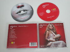 SHAKIRA/FIJACIÓN ORAL VOL.1(EPIC EPC 520162 3) CD + DVD ALBUM