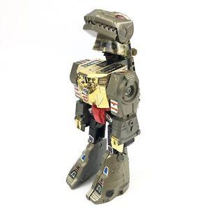 G1 Transformers Grimlock Dinobot Vintage 1984 T-Rex AS IS FOR PARTS REPAIR